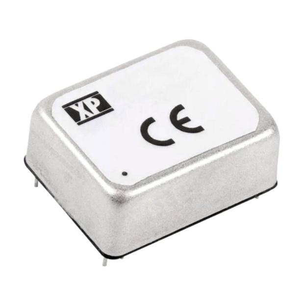 ממיר מתח - 3W , 4.5VDC ~ 9VDC ⇒ ±15VDC , 100MA XP POWER