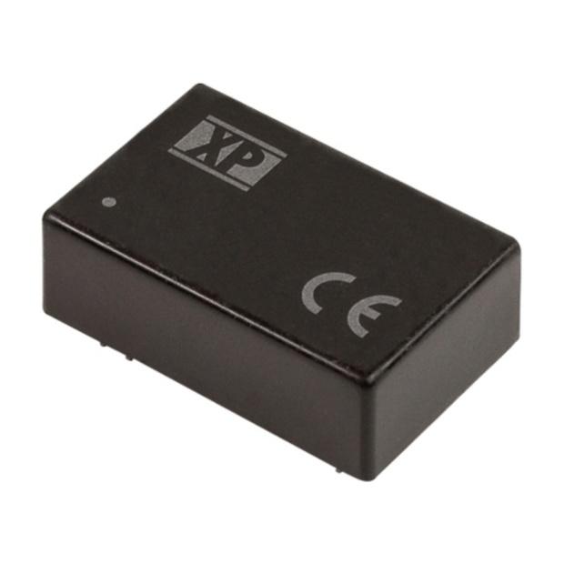 ממיר מתח - 6W , 18VDC ~ 36VDC ⇒ ±24VDC , 125MA XP POWER