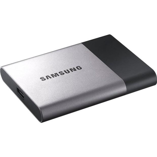 כונן SSD חיצוני - SAMSUNG T3 MU-PT500B - 500GB SAMSUNG
