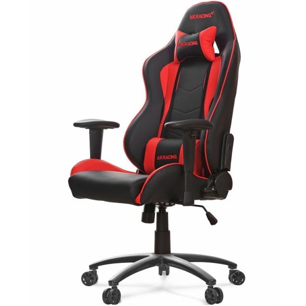 כסא לגיימרים - AKRACING , NITRO , BLACK / RED AK RACING