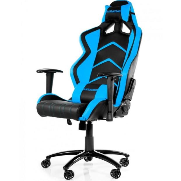 כסא לגיימרים - AKRACING , PLAYER , BLACK / BLUE AK RACING