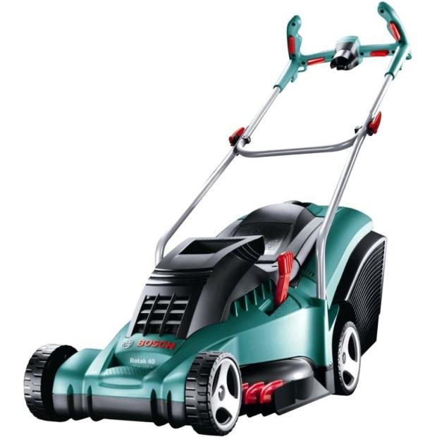 מכסחת דשא חשמלית מקצועית - BOSCH ROTAK 40 ERGOFLEX BOSCH
