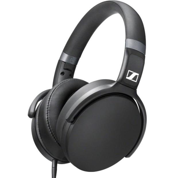 אוזניות HI-FI עם דיבורית סנהייזר - SENNHEISER HD 4.30I BLACK SENNHEISER