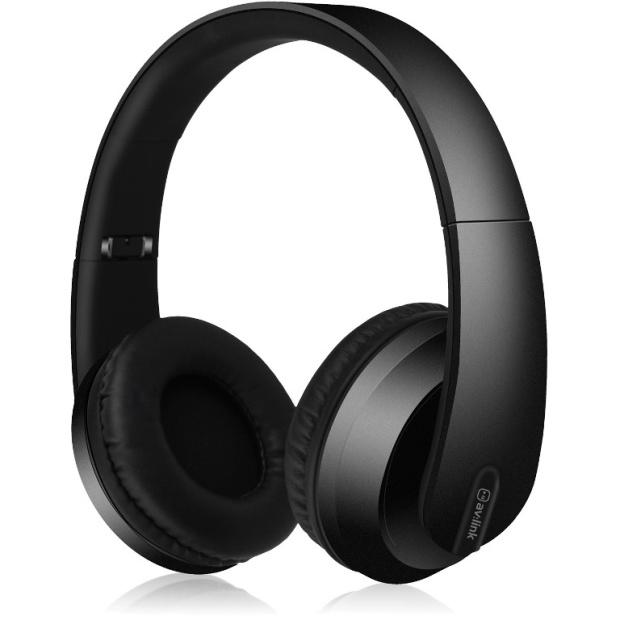 אוזניות AV:LINK SFBH1-BLK - BLUETOOTH AV:LINK