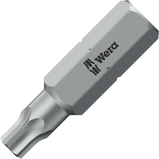 ביט למברגה - ראש כוכב - WERA 867/1 Z - TX40 X 25MM WERA