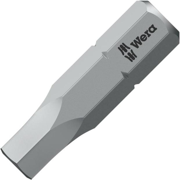 ביט למברגה - ראש אלן - WERA 840/1 BTZ - 5.5MM X 25MM WERA