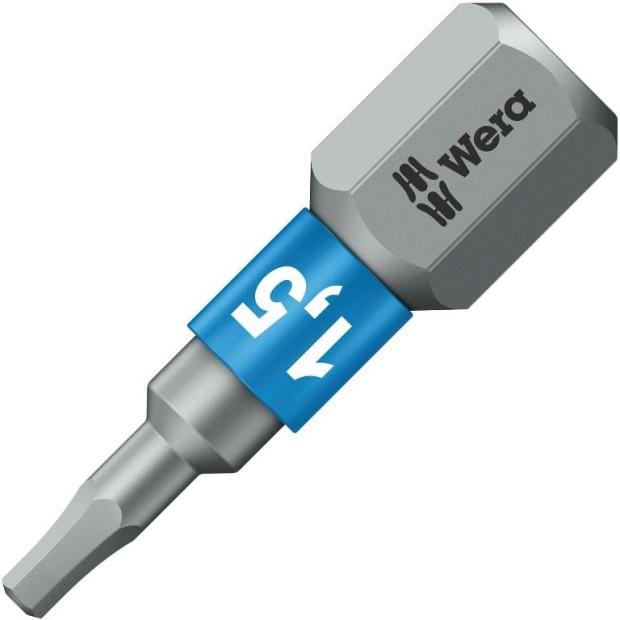 ביט למברגה - ראש אלן - WERA 840/1 BTZ - 1.5MM X 25MM WERA