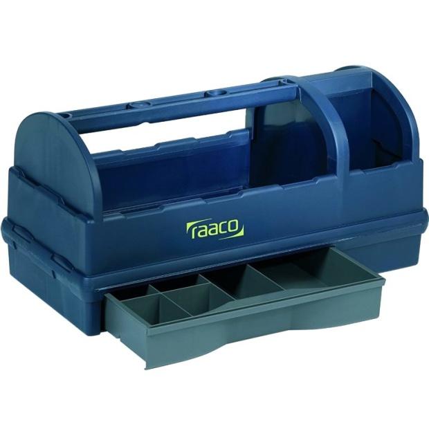 ארגז כלים מפלסטיק קשיח - RAACO - 476X230X228MM RAACO