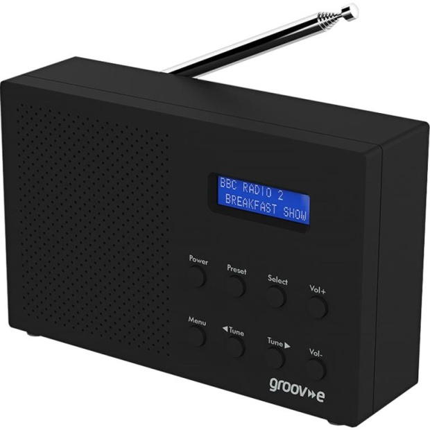 רדיו נייד דיגיטלי - GROOV-E GV-DR03 GROOV-E