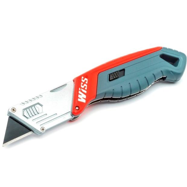 סכין חיתוך מתקפל - WISS WKF2 WISS