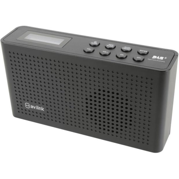 רדיו נייד דיגיטלי - AV:LINK 120.200 AV:LINK