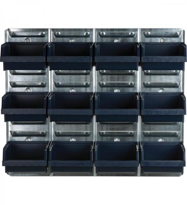 לוח תאי אחסון מודולרי - RAACO BINKIT 12 RAACO