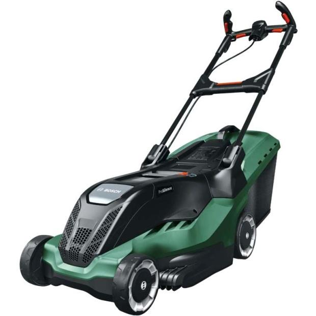 מכסחת דשא חשמלית מקצועית - BOSCH UNIVERSAL ROTAK 550 BOSCH