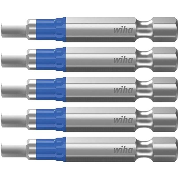 חבילת ביטים למברגה - ראש אלן - WIHA 41650 - 3MM X 50MM WIHA