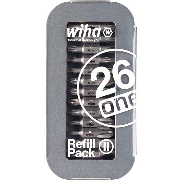 סט ביטים דו צדדיים - 13 יחידות - WIHA 41384 WIHA