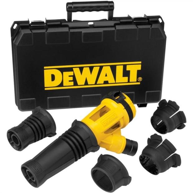 מתאם למקדחה דופקת עבור שואב אבק לכלי עבודה - DEWALT DWH051 DEWALT
