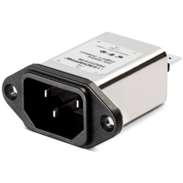 מסנן EMC / RFI עם כניסת מתח IEC - סדרה 1A - FN9222 SCHAFFNER