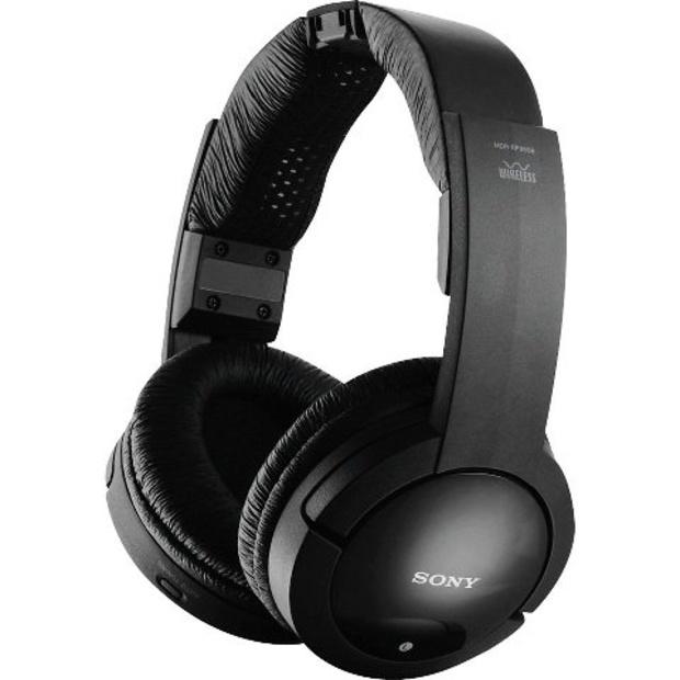 אוזניות אלחוטיות נטענות - MDR-RF865RK SONY