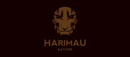 thiết kế logo lấy ý tưởng từ con cọp