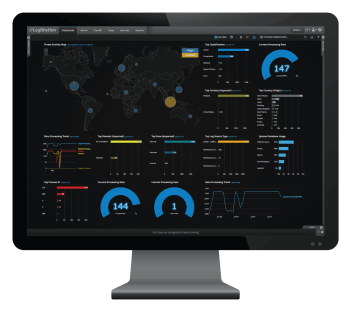 AnalyticX Dashboard Monitor