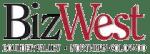 Biz West logo