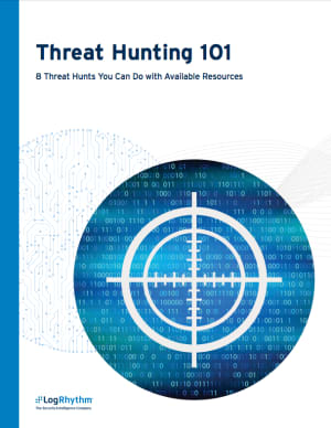 Threat Hunting 101 Guide   LogRhythm