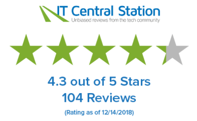 It Central Station tech reviews of LogRhythm