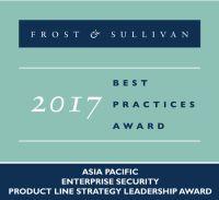 Frost&Sullivan Asia Pacific Award