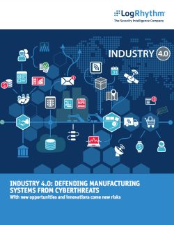 Industry 4.0 Defending Manufacturing Systems from Cyberthreats