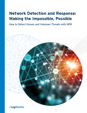 Network Detection and Response White Paper