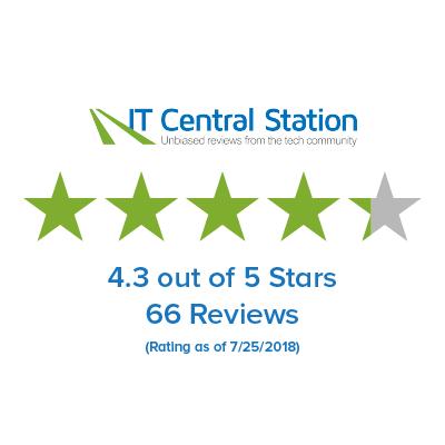 It Central Station tech reviews of LogRhythm