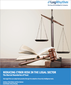 Reducing Cyber Risk in the Legal Sector