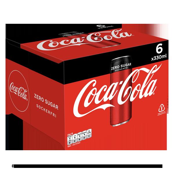 Värdekupong på Coca Cola