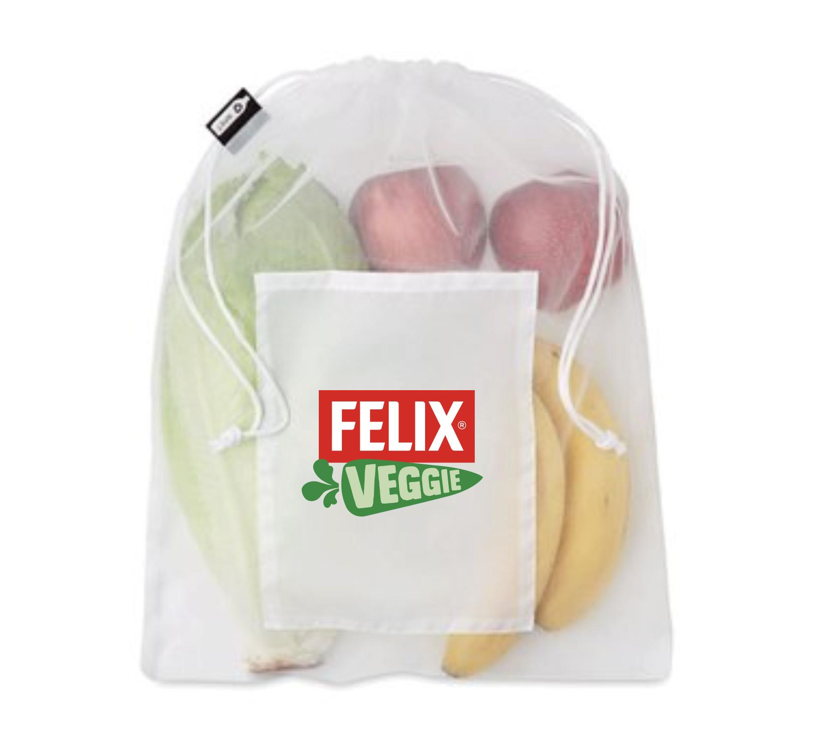 Frukt- och gröntpåsar