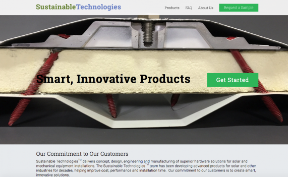 New Rocklin Web Design Launch: Sustainable Technologies!