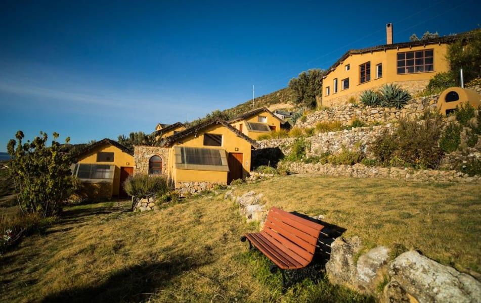Ecolodge La Estancia Isla del Sol Bolivia undefined