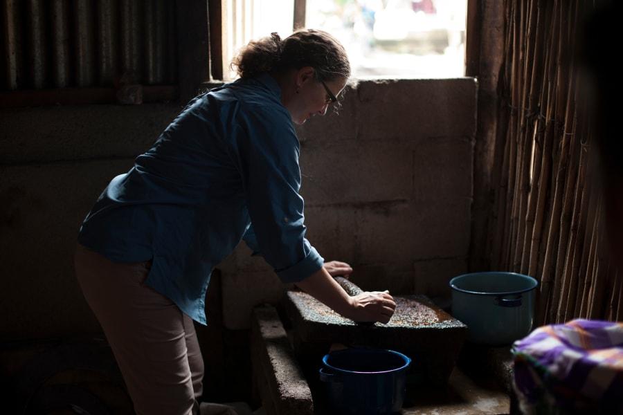 De la Gente Peanut Butter Workshop  San Miguel Escobar Guatemala undefined