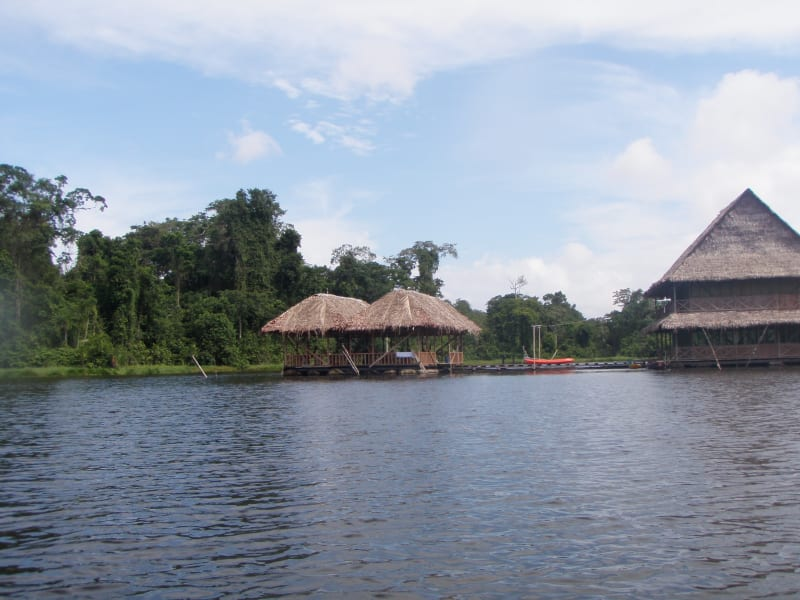 EcoDestinos World Above - World Below in Colombian Amazon Leticia  Colombia undefined
