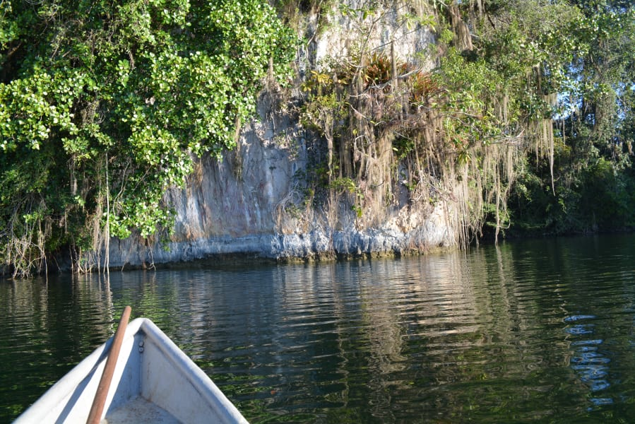EcoExperiencias Explore the Metzabok Lagoons by Traditional Boat Chiapas Mexico undefined