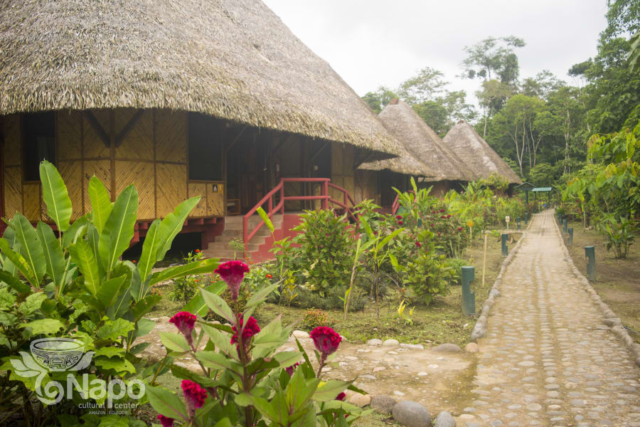 Napo Cultural Center Yaku Kausay - Water is Life Quito Ecuador undefined