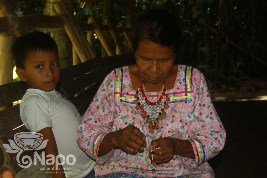 Napo Cultural Center Sumak Huasi  Quito Ecuador undefined