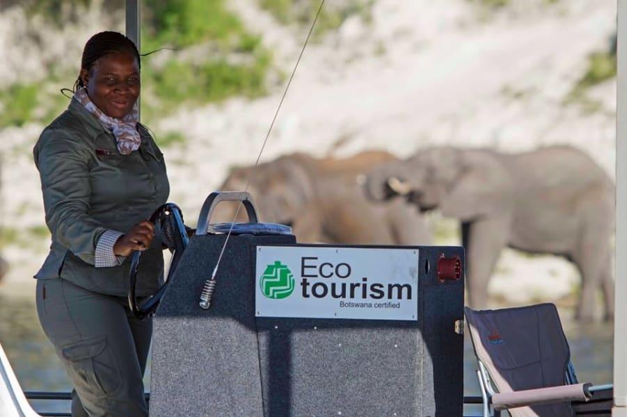 Chobe Game Lodge Chobe National Park Botswana undefined