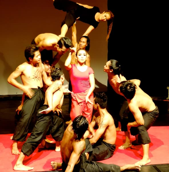 Phare The Cambodian Circus Phare The Cambodian Circus Siem Reap Cambodia null