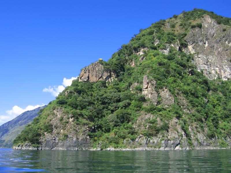 Laguna Lodge Luxury Eco Lodge Stay on Shores of Lake Atitlan Lake Atitlan Guatemala undefined