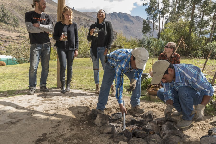 El Albergue Ollantaytambo Ollantaytambo Peru undefined