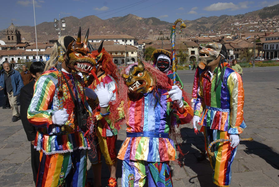 Cocla Tours Cusco, Valle Sagrado and Machu Picchu Tour Cusco Peru Festival in Cusco