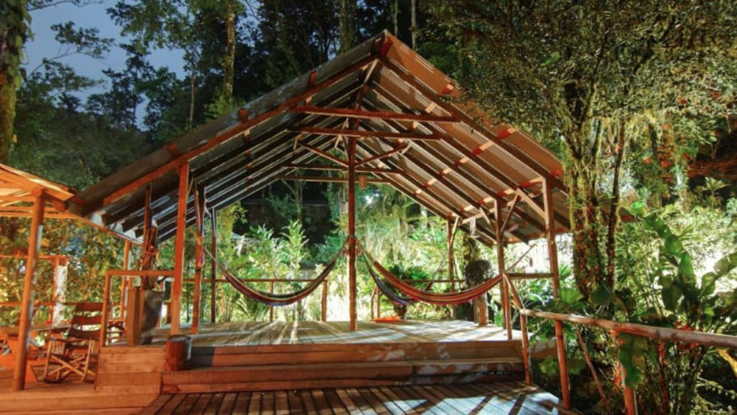 Rios Tropicales Rainforest Ecolodge & Pacuare Rafting Adventure San Jose to Pacuare River Costa Rica undefined
