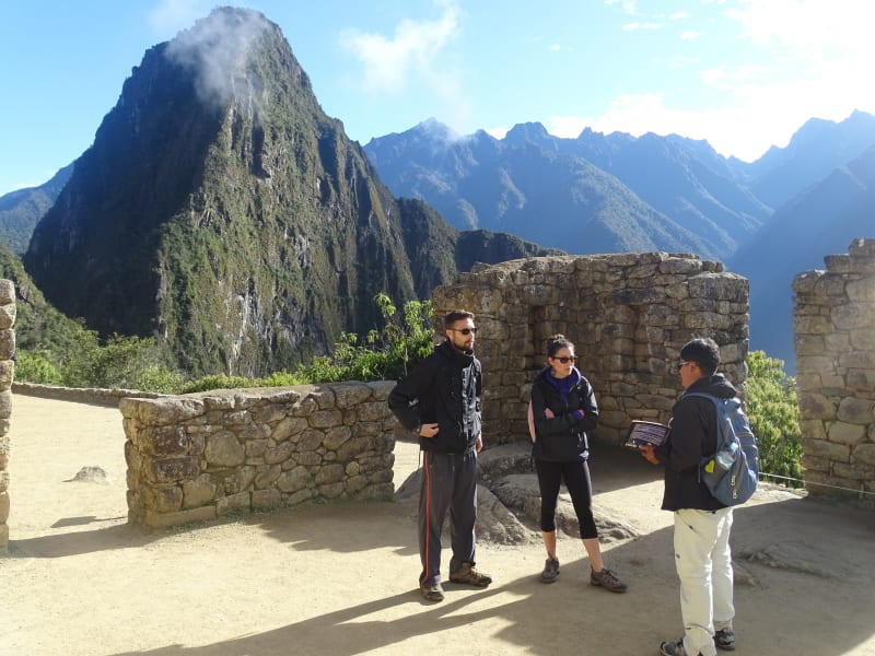 Andean Encounters Machu Picchu and Cocalmayo Hot Springs Tour Cusco Peru undefined