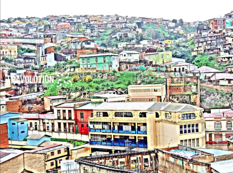 Travolution Local look at Valparaiso Valparaiso Chile