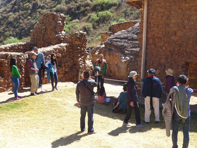 Andean Encounters Incan Caves and Sacred Ruins of Urco Tour Calca Peru undefined
